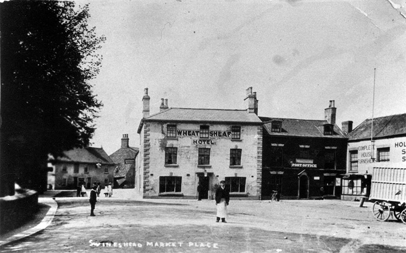 How Market Works >> Swineshead History Photos Places - Baythorpe